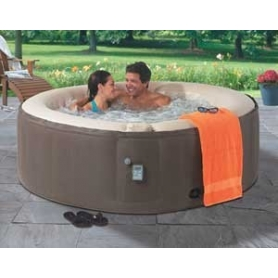 Spa gonflable Jacuzzi OSPAZIA Succès 4 places