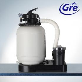 Groupe de filtration Gré pour piscine hors sol