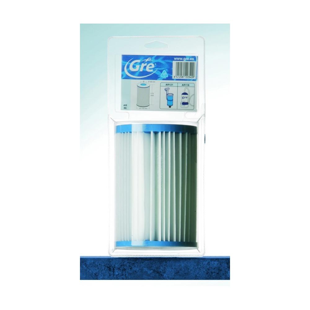 Cartouche filtrante pour filtre gr for Cartouche filtre piscine hors sol