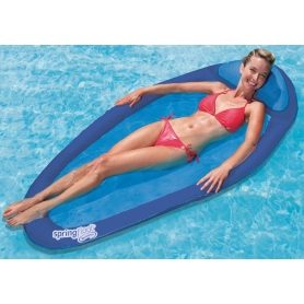 Matelas gonflable piscine SPRING FLOAT
