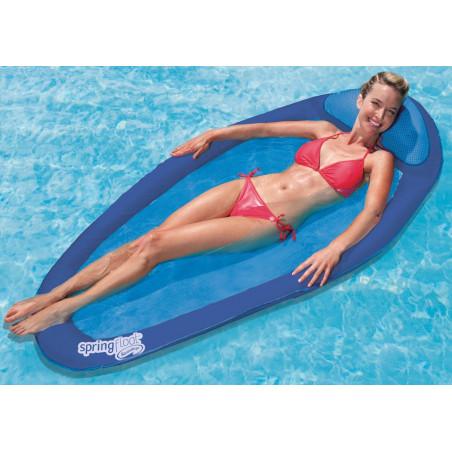 Matelas gonflable piscine SPRING FLOAT
