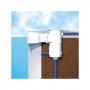 Skimmer pour piscine maçonnerie LINER Aquareva SL115M