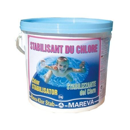 Stabilisant du chlore REVA KLOR STAB Mareva