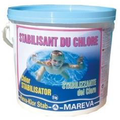 Stabilisant du chlore REVA-KLOR STAB - Mareva
