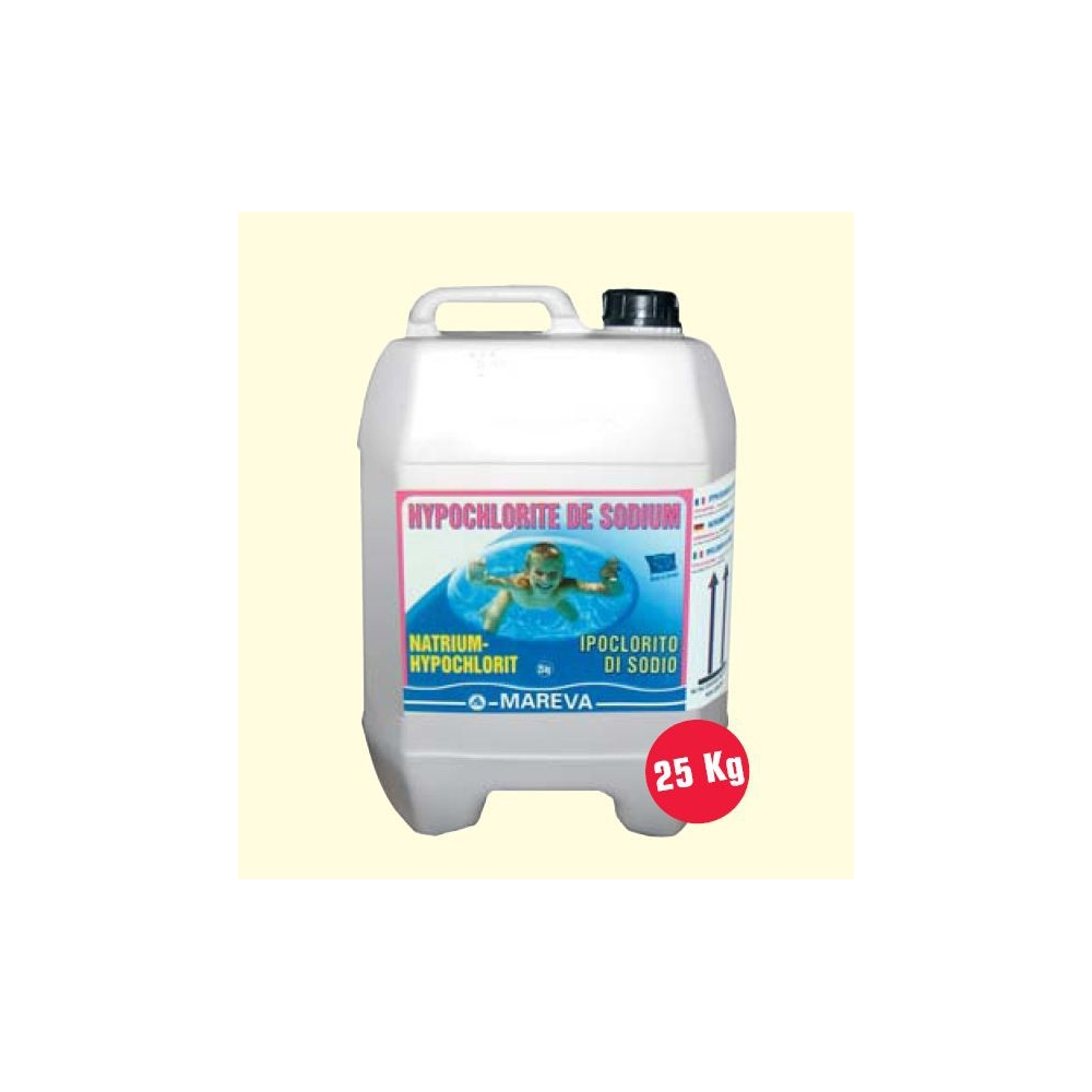 Chlore liquide pour piscine for Chlore de piscine