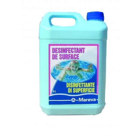 Désinfectant de surface - Mareva