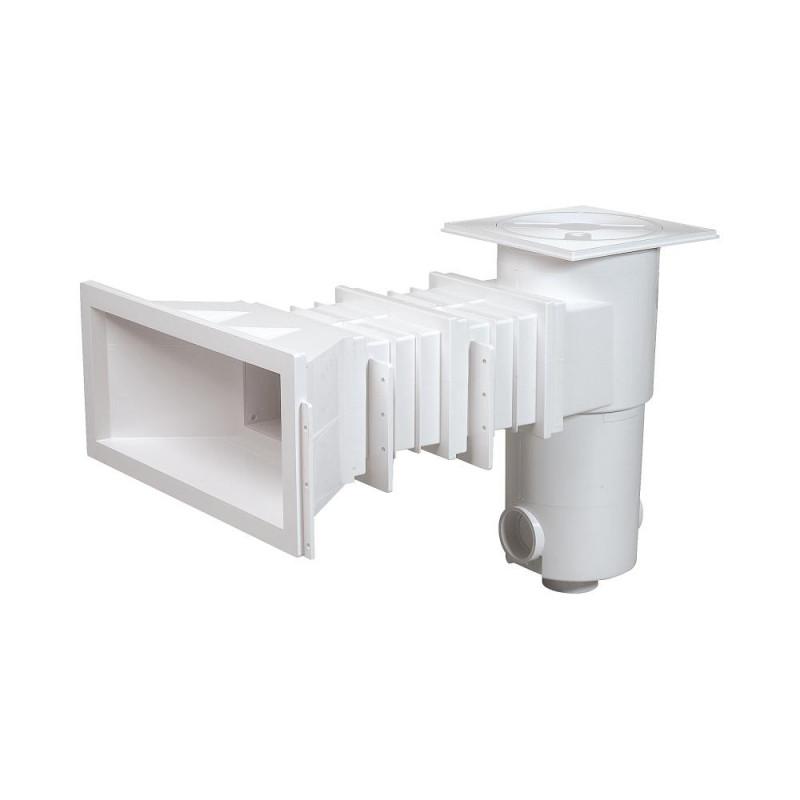 Skimmers Aquareva pour couverture automatique (carton 2 pièces)