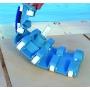Tete de balai universel piscine béton et liner