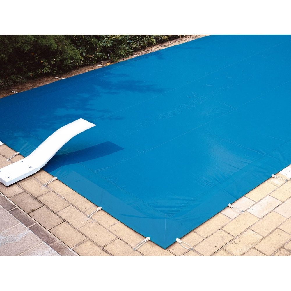 Couverture d 39 hiver opaque de s curit wintersafe for Baches piscine sur mesure