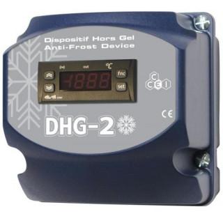 Coffret hors gel DHG-2 pour hivernage piscine