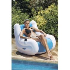 Rocking Chair gonflable avec Musique Mp3 intégré