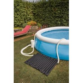Chauffage solaire pour piscine hors sol