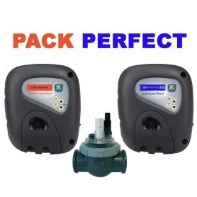 PACK ZODIAC pH Perfect + Chlor Perfect + Kit Pod