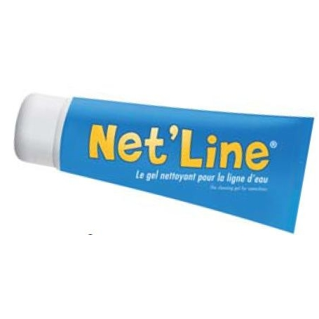 Gel nettoyant ligne d'eau piscine NET LINE