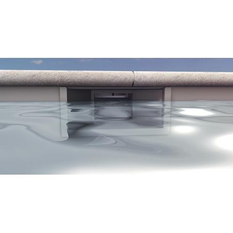 Skimmer MIROIR liner Sable