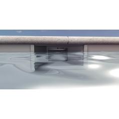 Skimmer MIROIR liner grande meurtrière + rallonge