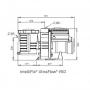 Pompe Intelliflo ULTRAFLOW VSD à vitesse variable