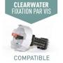 Cellule compatible électrolyseur clearwater ZODIAC