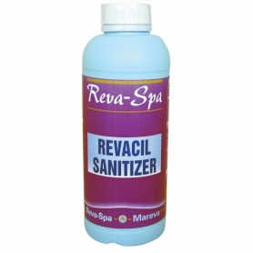 Désinfectant sans chlore SANITIZER - Revacil Spa - Mareva