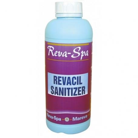 Désinfectant sans chlore SANITIZER - Revacil Spa - Mareva