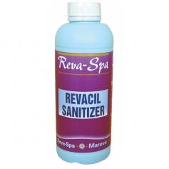 D sinfectant sans chlore sanitizer reva spa mareva - Piscine sans chlore ...