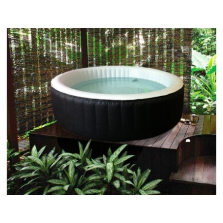Spa gonflable mega spark 10 12 places - Avis jacuzzi gonflable ...