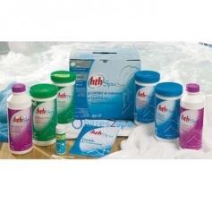 Kit de traitement au chlore pour spa HTH SPA