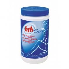 Traitement CHOC sans chlore à base d'oxygène actif HTH SPA
