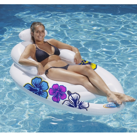 Fauteuil piscine gonflable LOUNGER SURF