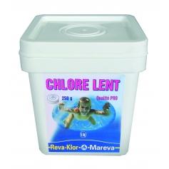 Galets de Chlore lent 250 g REVA-KLOR