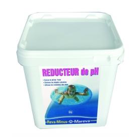 Reducteur de pH REVA MINUS en poudre
