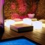 Lumière cube jardin CUBY LIGHT