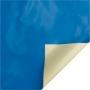 Couverture à barres EASY LIGHT Albigès bleue