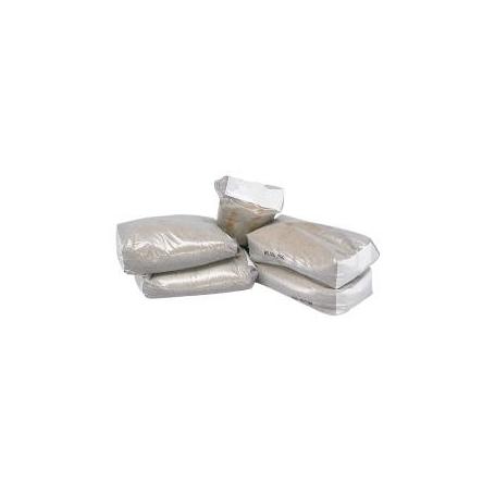 Sable de granulométrie 0.6/1.25 en sac de 25 Kg