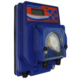 Traitement automatique de l 39 eau de piscine electrolyseur for Pompe doseuse ph piscine