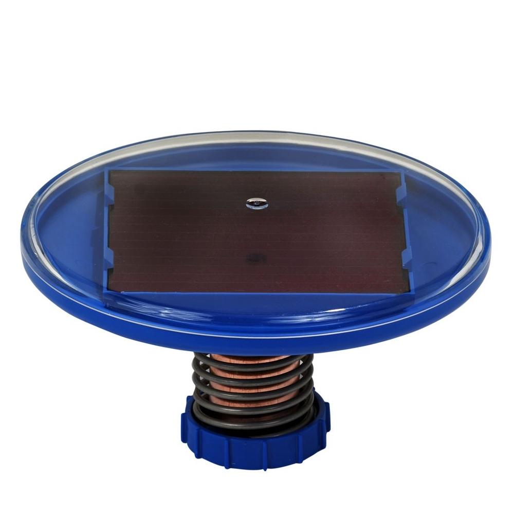ioniseur flottant cuivre argent pleco net eau. Black Bedroom Furniture Sets. Home Design Ideas