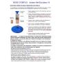 Ioniseur flottant Cuivre-argent PLECO Net'eau
