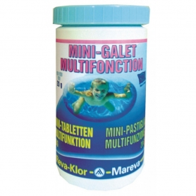 MINI GALETS de chlore multi action Reva-Klor 20g