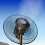 Ventilateur brumisateur 150 cm