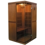 Sauna Infrarouge Bois Cèdre rouge Astral 2 places