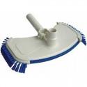 Tête de balai ovale Poolstyle pour piscine liner