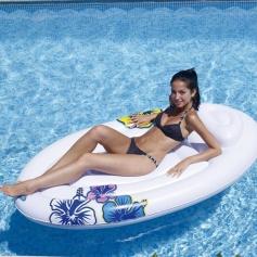 Matelas piscine gonflable SURF HAWAI