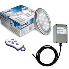 Pack lampe led RAINBOW POWER + Télécommande