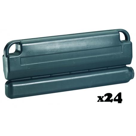 Pack 24 flotteurs d'hivernage