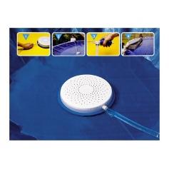 Pompe de protection COVERSAVER pour couverture piscine hors-sol