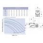Dimensions pompe filtration piscine NIAGARA