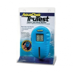 Lecteur digital de bandelettes d'analyse AQUACHEK Tru Test