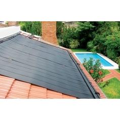 Kit capteurs solaires HELIOCOL Noirs pour chauffage piscine