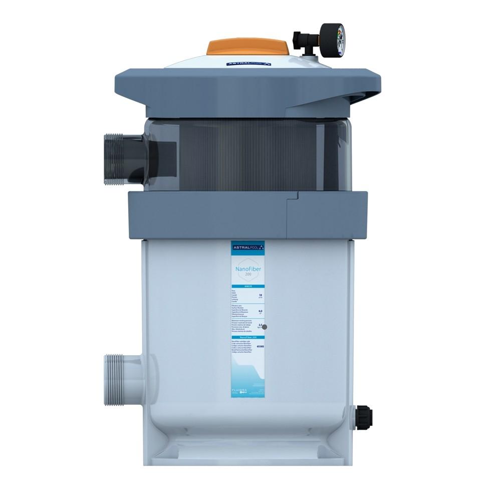 Filtre piscine a cartouche fonctionnement du filtre de for Cartouche de filtration pour piscine