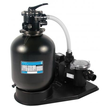 Groupe de filtration piscine Azur with FreeFlo Pentair